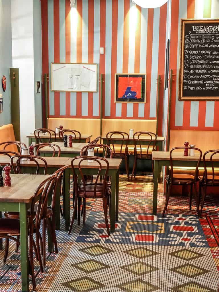 Stockholm Cafe Saturnus