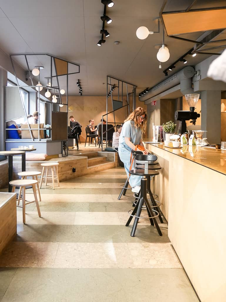 Johan & Nystrom Cafe Stockholm