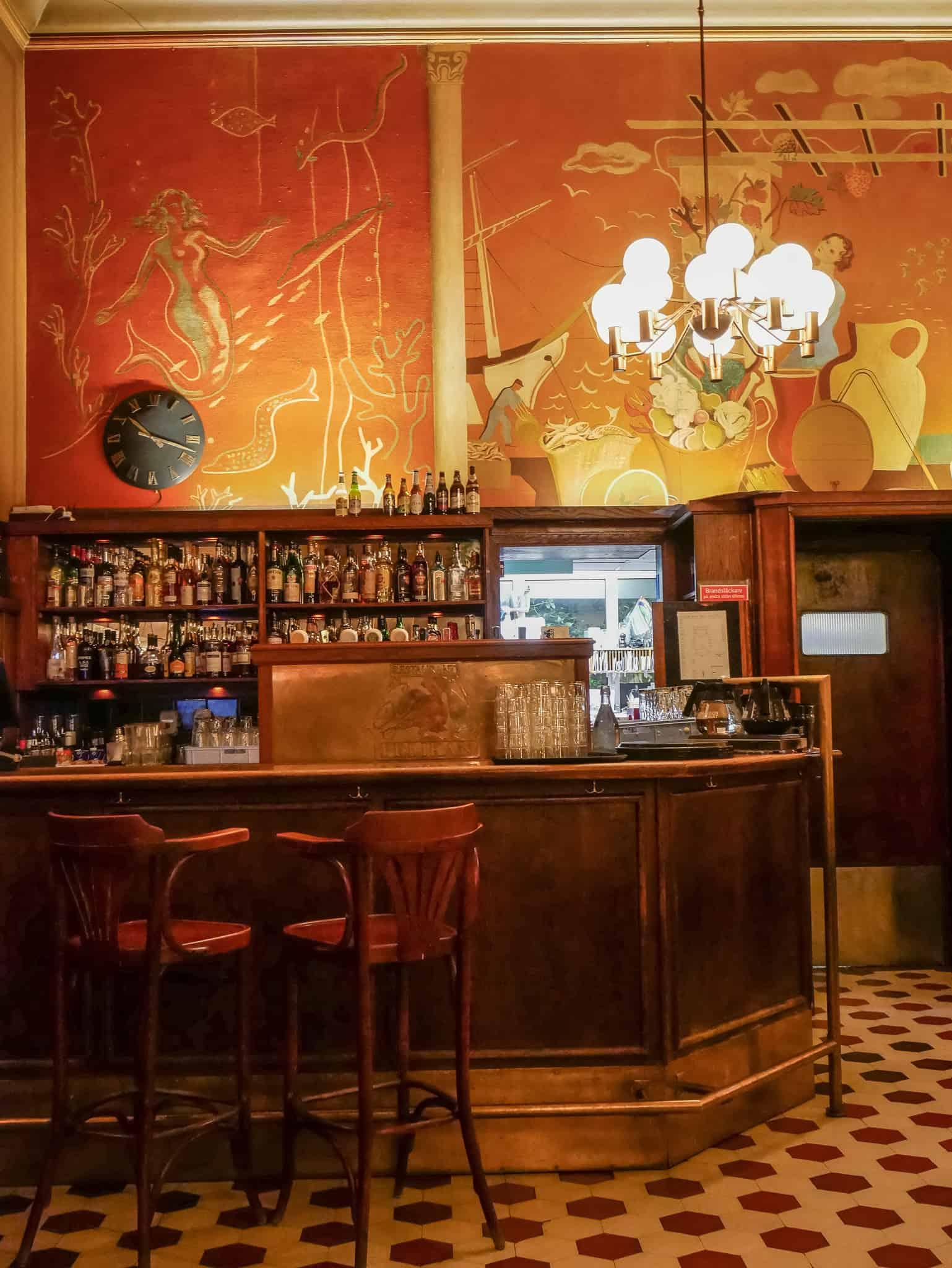 Pelikan Bar Stockholm
