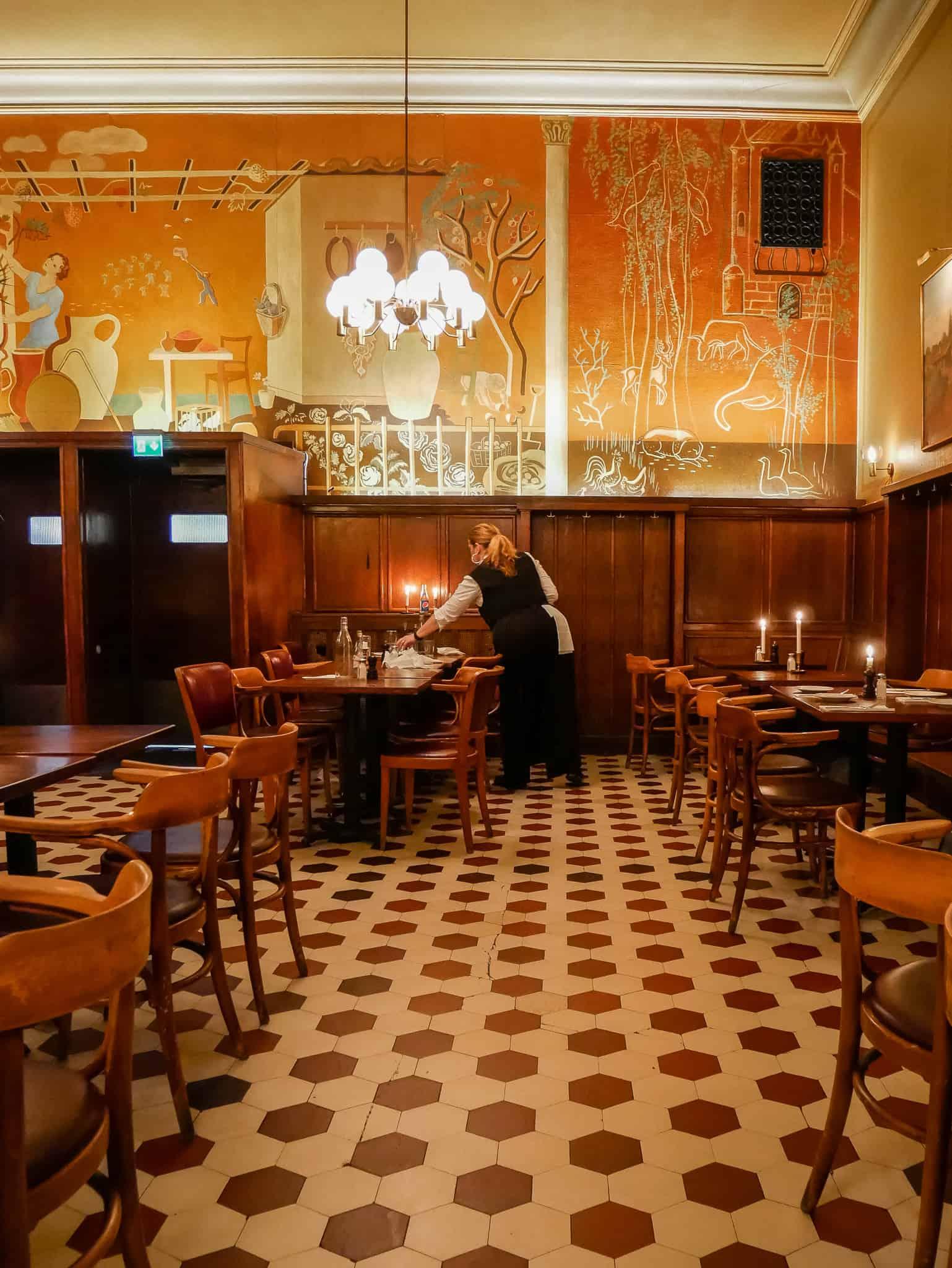 Pelikan Restaurant Stockholm