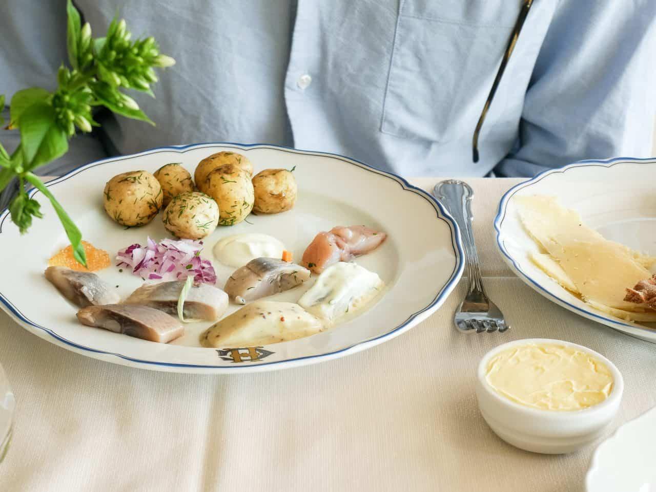 Grands Verandan Restaurant Stockholm