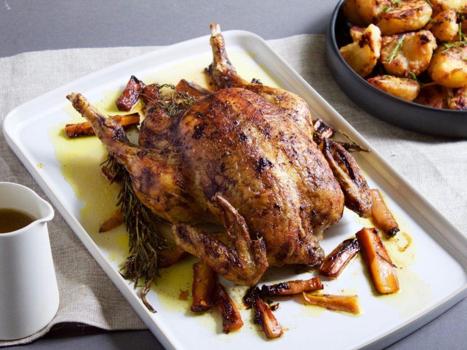 Gentlemans Relish Roast Chicken