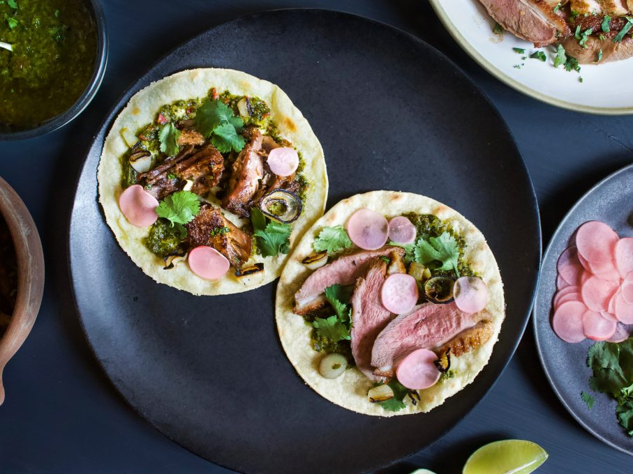 All the Duck Tacos