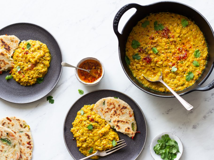 Sri Lankan Red Lentil Dhal
