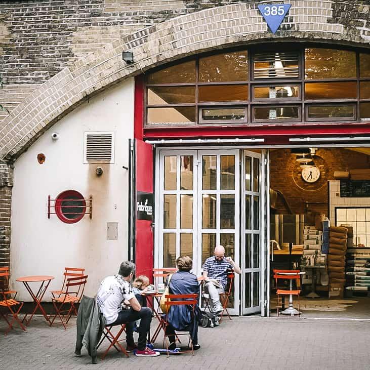 Fabrique Bakery - Shoreditch