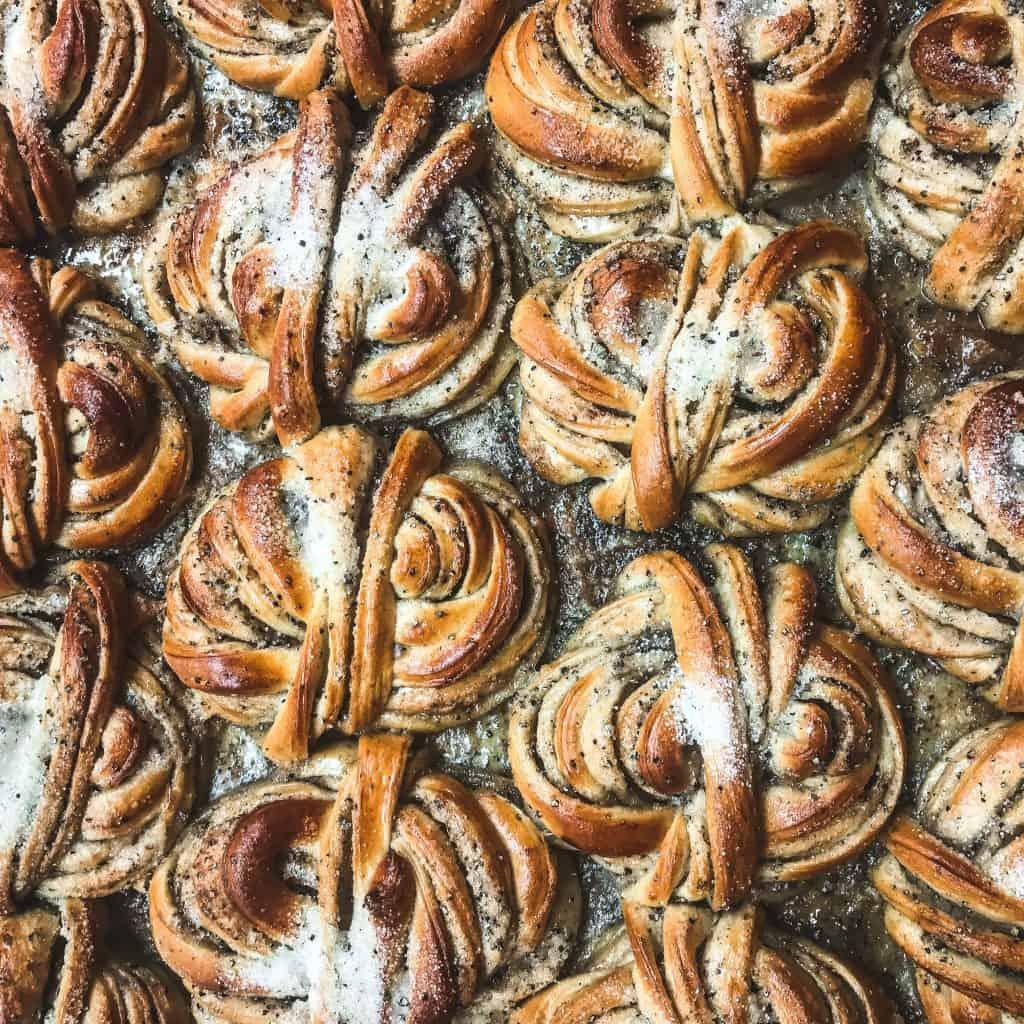 Fabrique Bakery - Cardamom Buns