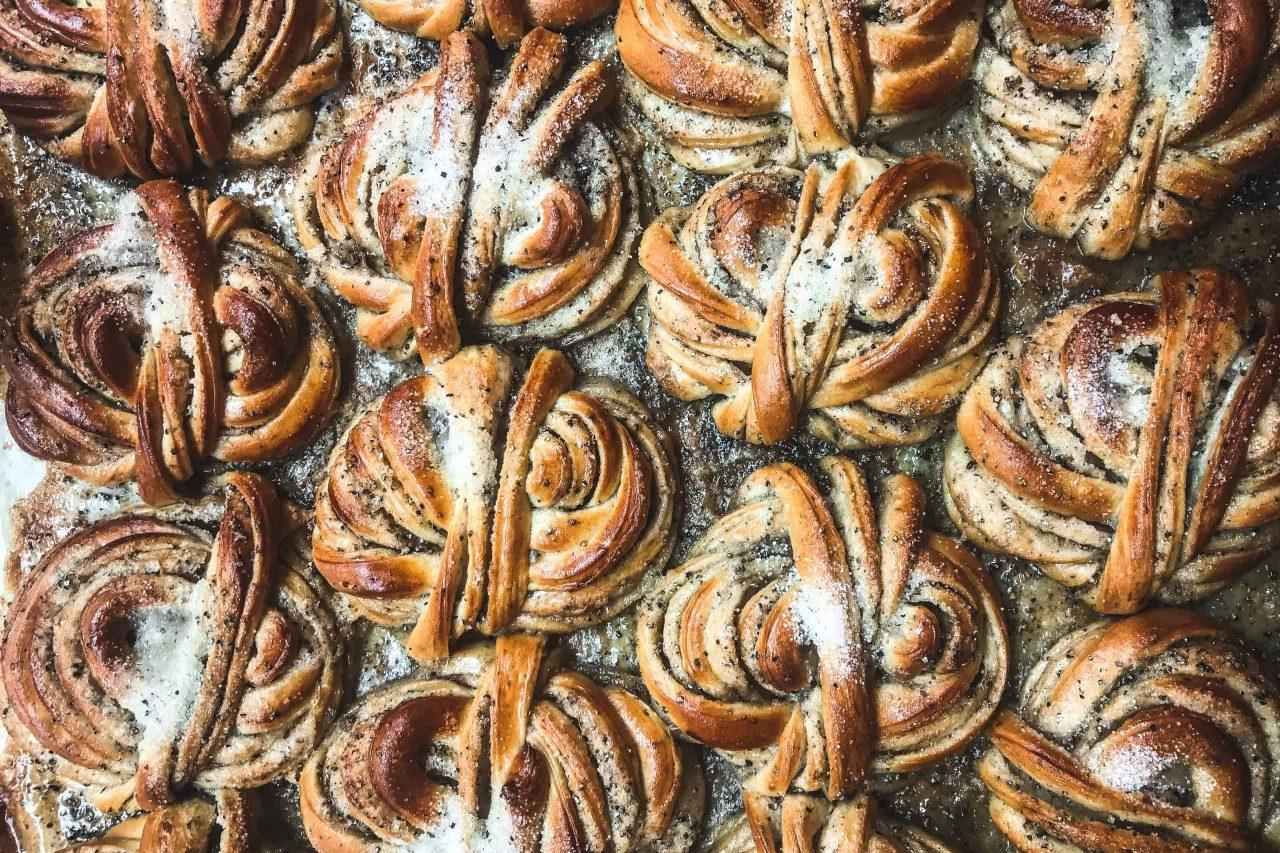 Fabrique Bakery Cardamom Buns