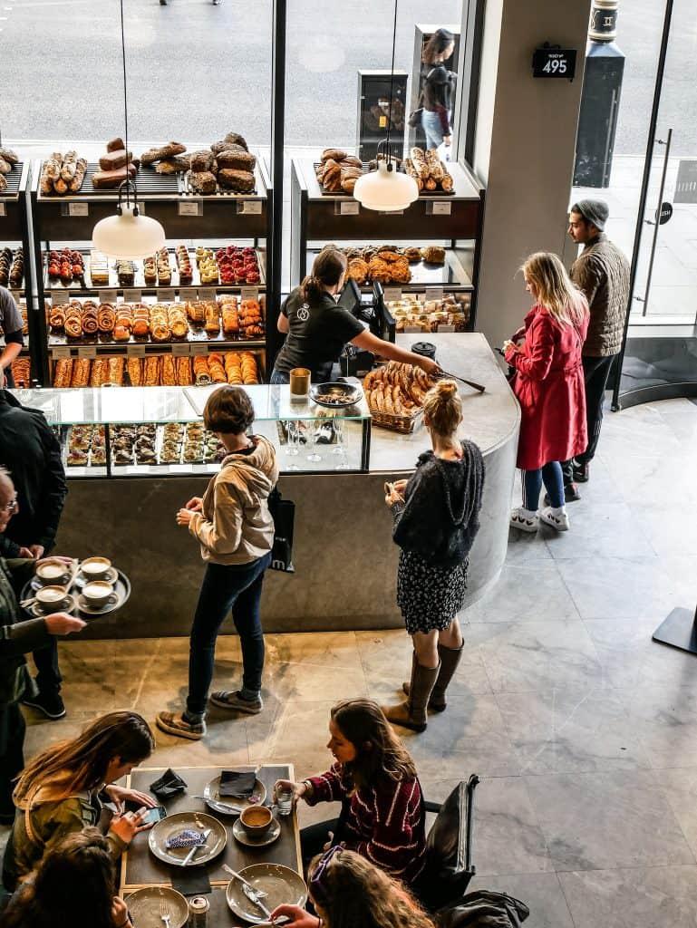 Ole & Steen Bakery London